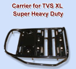 carrier for tvs xl super heavy duty