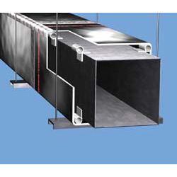 Rectangular Duct Support