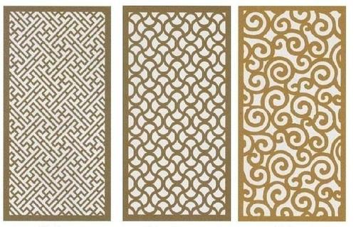 Mdf grill panels view specifications details of