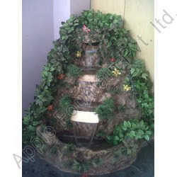 Indoor Fountain - SS Ring Manufacturer from Noida