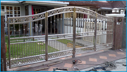 Stainless Steel Molded Gates
