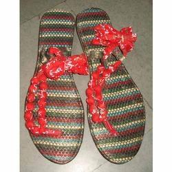 Ladies Handmade Slippers