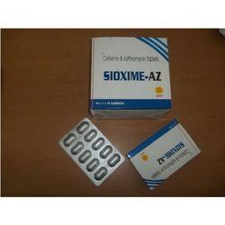 Sioxime-AZ Tablets