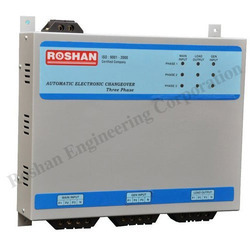Three Phase Automatic Changeover Switch For Generators