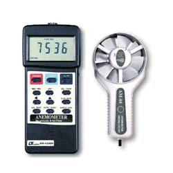 Air Flow, Air Velocity Anemometer AM4206M