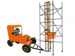 Tower Hoist for Material Handling