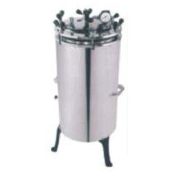 SS Double Walled Autoclave
