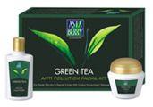 Green Tea Anti Pollution Kit