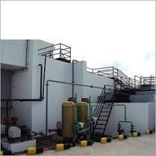 Waste Water Treatment Plant for Slaughter Houses