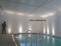 Tensile for Swimming Pool