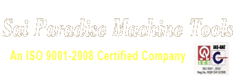 Sai Paradise Machine Tools