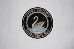 Dyers Company Swan Badge
