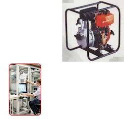Diesel Pump Sets for Office