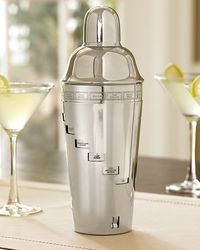 Receipe Cocktail Shaker