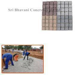 Paver Block for Road Construction