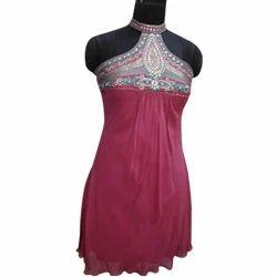 Pink+Indo+Western+Dress