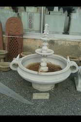 Marble Fountain in Cup