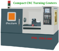compact cnc turning centers
