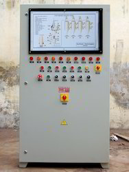 Fully Auto Fly Ash Bricks Machine Control Panel