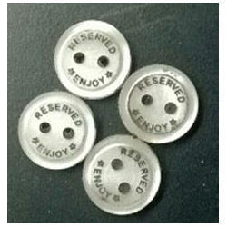 Engraved Buttons