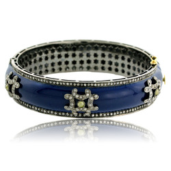 Enamel Bangle Jewelry