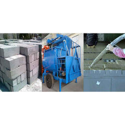 Foam Concrete Cellular Blocks Machinery