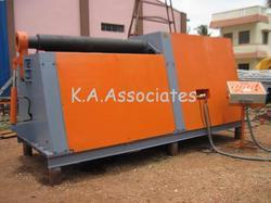 Hydraulic Plate Rolling Machines
