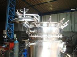 Industrial Pressure Nutsche Filter