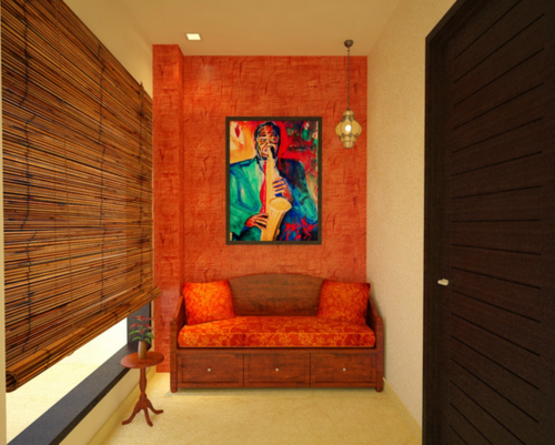 Charmant Foyer Area Interior Design