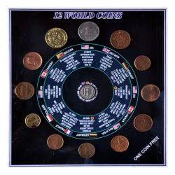 12 World Coins