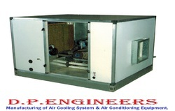Evaporative Cooling Machine