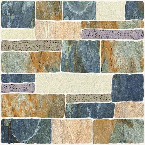 Exterior elevation wall tile neha ceramic industries for Exterior wall tiles design india