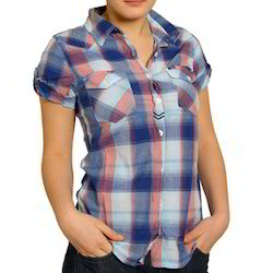 Ladies Cotton Shirts