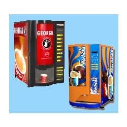 3 Option Coffee Vending Machines