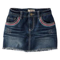 Jeans Girls Skirt