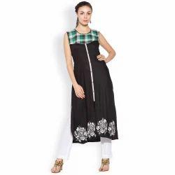 Fashion Designer Traditional Long Kurti Kurtas