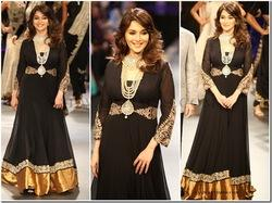 Bollywood Black Designer Suit