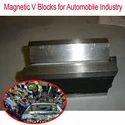 Magnetic V Blocks