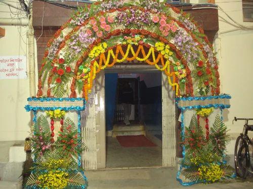 Decoration Services Wedding Gates Decoration Service Service Mesmerizing Pandal Design And Decoration