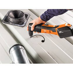 Power Tools For Cutting Trapezoidal Sheets
