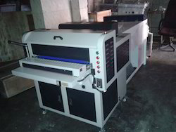 UV, Varnish and Spot UV Machine