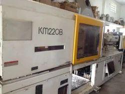 Kawaguchi 220 Ton Injection Moulding Machine
