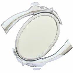 Nickel Plated Aluminum Mirror