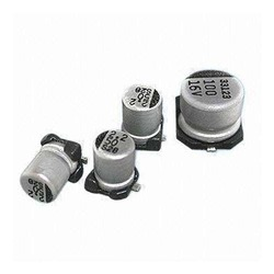 SMD Electrolytic-Capacitor