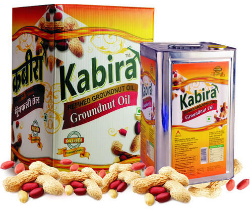 Groundnut Oil Kabira Pack