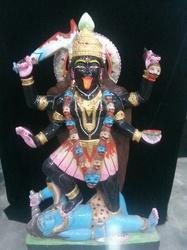 Marble Maa Kali Devi Statue