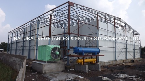 & Cold Storage Work - Cold Storage Plant Exporter from Ahmedabad