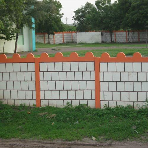 . Compound Wall   Industrial Compound Wall Manufacturer from Hyderabad