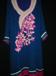 Hand Embroidered Kurtas