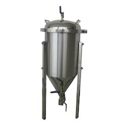 SS Conical Tank